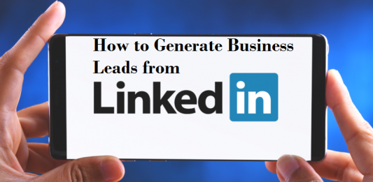 How to generate leads on linkedin