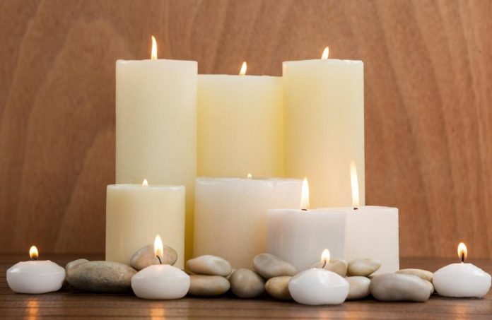 Aromatherapy Scented Candles